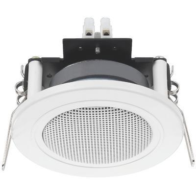 12W 4ohm Compact Ceiling Tweeter - White