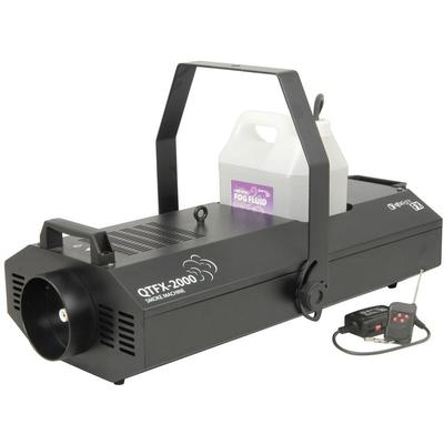 QTFX2000 1800W Professional Smoke Machine
