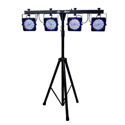 Chauvet 4BAR USB Complete RGB LED Wash Light System