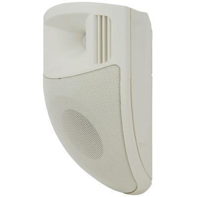 Corner Mount Sound Projector 30w Speaker 100v Amp 8 Ohm