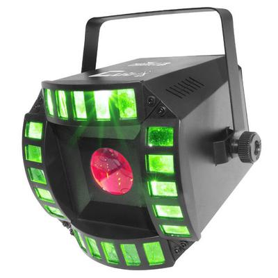 Chauvet® Cubix(TM) 2.0 DMX Quad-Sided Derby Disco Light