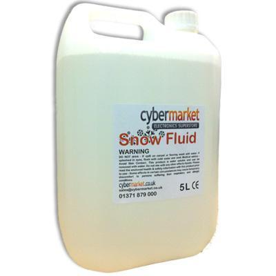Snow Fluid 5 Litre.