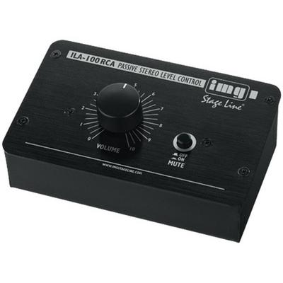 ILA-100RCA Passive Stereo Level Control (RCA Version)