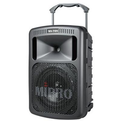 Mipro MA-708 120w Portable PA System