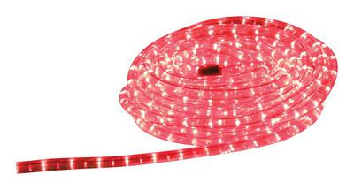 9M Weatherproof LED Ropelight - Red