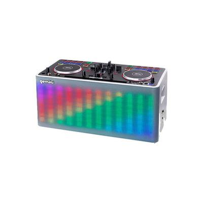 Gemini MIX2GO Portable DJ Kit