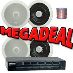 Megadeal with Switch and Cable