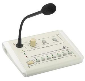 PA-6000RC PA 6-Zone Paging Microphone