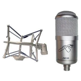 MC03 Tube Microphone with Accessories