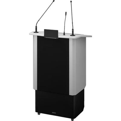 SPEECH-500/GR Professional Amplified PA Lectern