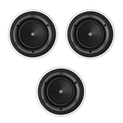 Triple Pack Kef Ci160CR Ceiling Speakers - 100W