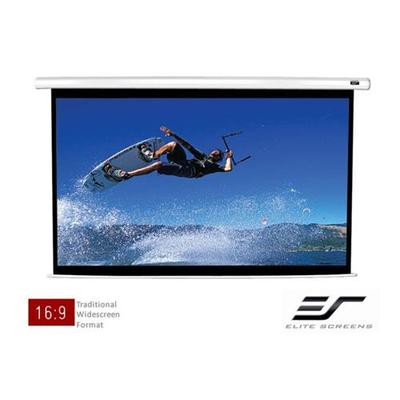 "Elite VMax2 150"" Electric Projector Screen 16:9 White"