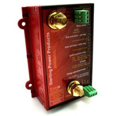 Sterling Voltage Sensitive Relay 80amps
