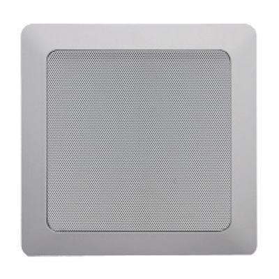 Audac 2-Way Square In Ceiling/Wall Speaker 16 Ohm 30W