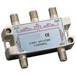 4-way 2.25GHz Satellite Splitter