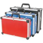 3 Different Sized Lockable Flight Cases