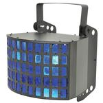 QTX LED Derby IV Quad Colour Disco Light