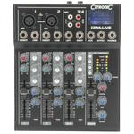 CM-LIVE Compact Mixer With Delay + USB/SD Player