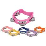 Mini D Tambourine- Various Colours