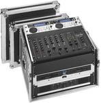 Upward Tilted 6RS 19' Equipment Flight Case