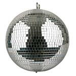 Professional Mirror Ball 30 cm with 10 x 10mm Facets