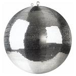 Professional Mirror Ball 30 cm with 5 x 5mm Facets