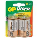 Super Alkaline 2 x D 1.5v Batteries