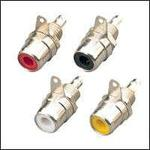 RCA Phono Chassis Socket Various Colours