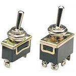 Toggle Switch 2 x On/On 250Vac 6A