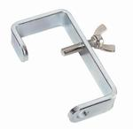 Adam Hall Steel Hook Clamp with Screw and Nut