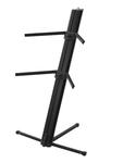 Adam Hall Double Keyboard Stand