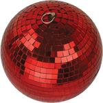 20CM Red Mirror Ball