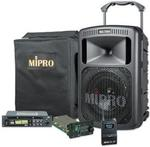 MiPro MA-708 120W Portable PA with Bodypack Transmitter