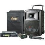 MiPro MA-808 250W Complete PA System with Handheld Transmitter