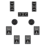 Monitor Audio 7.1.2 Ceiling Speaker Pack ATMOS Ready
