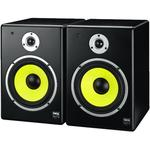 Pair Of High-Quality Active Speakers, 2 x 120WMAX, 2 x 70WRMS