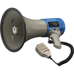 Monacor TM-17M 25W Megaphone with MP3 Player Recorder