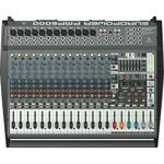 Behringer Europower PMP6000 Powered Mixing Desk 1600W
