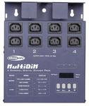 Multidim MKII IEC version DMX 512 4CH Dimmer Pack